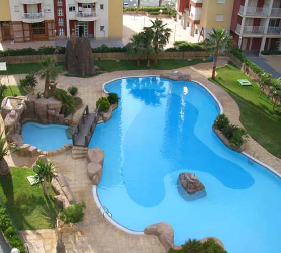 Las Gondolas Apartment Location
