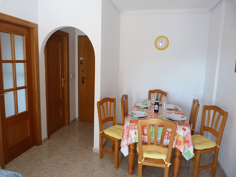 Las Gondolas Apartment